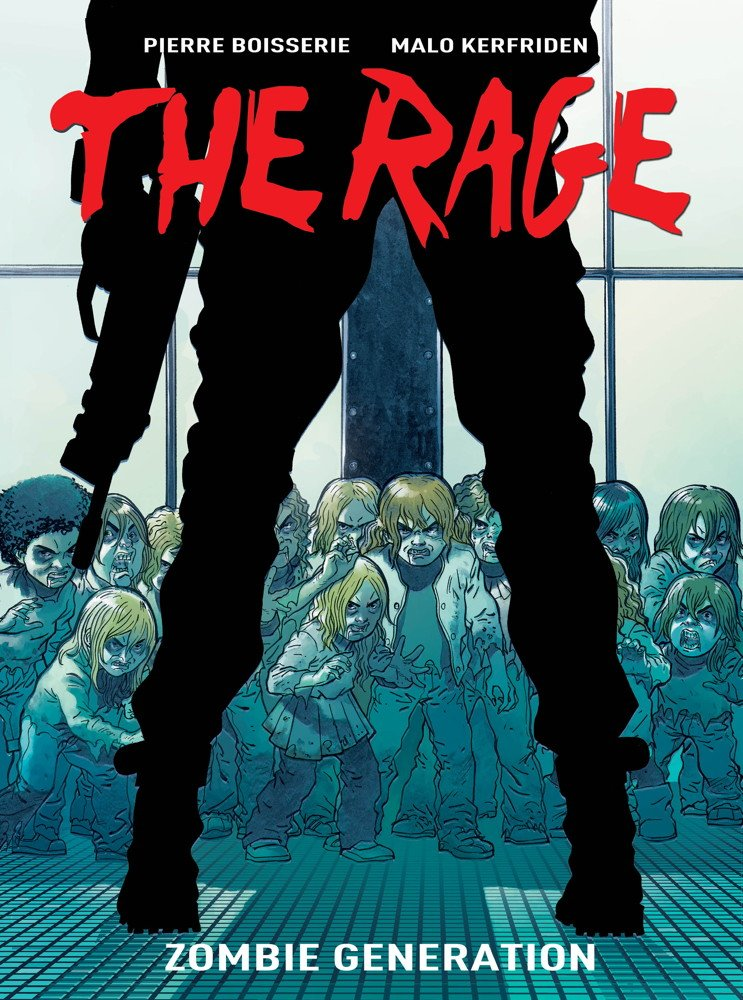 The Rage: Zombie Generation
