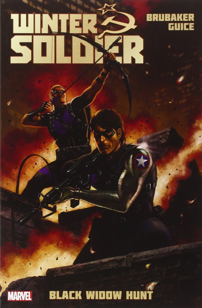 Winter Soldier: Black Widow Hunt