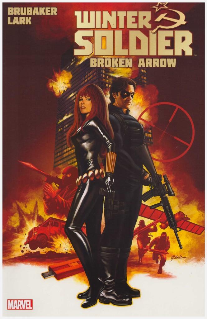 Winter Soldier: Broken Arrow