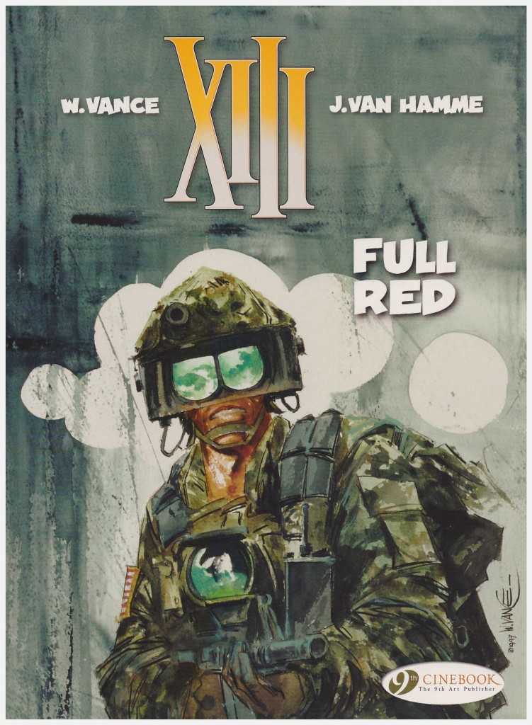 XIII: Full Red