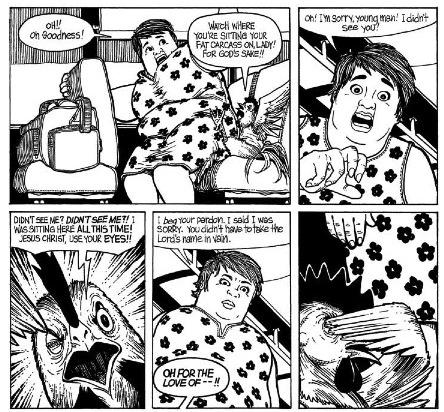Elmer Graphic novel review