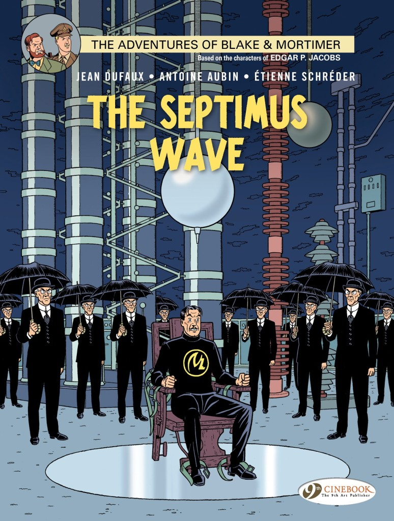 The Adventures of Blake & Mortimer: The Septimus Wave