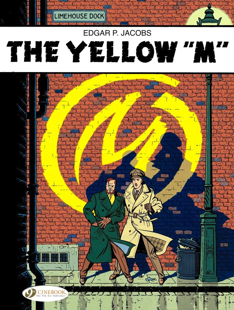 """The Adventures of Blake & Mortimer: The Yellow """"M"""""""