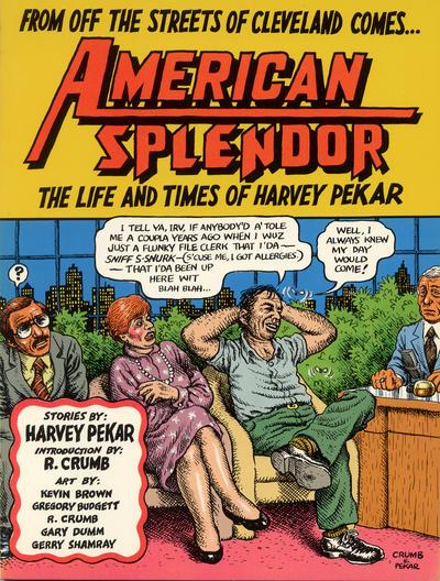 American Splendor: The Life and Times of Harvey Pekar