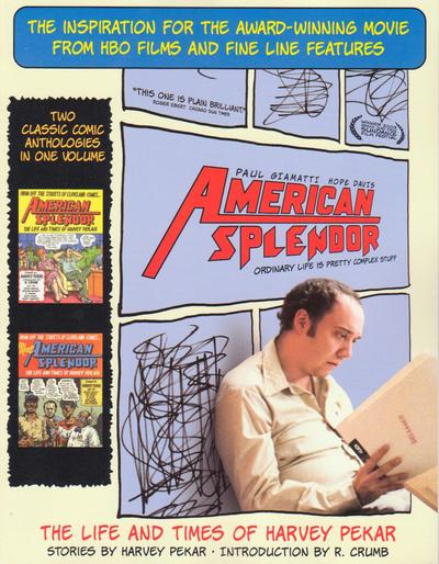 American Splendor: The Life and Times of Harvey Pekar (2003)