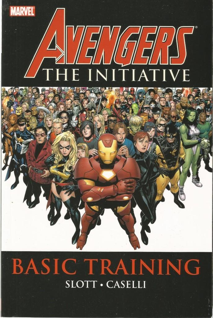 Avengers: The Initiative – Basic Training