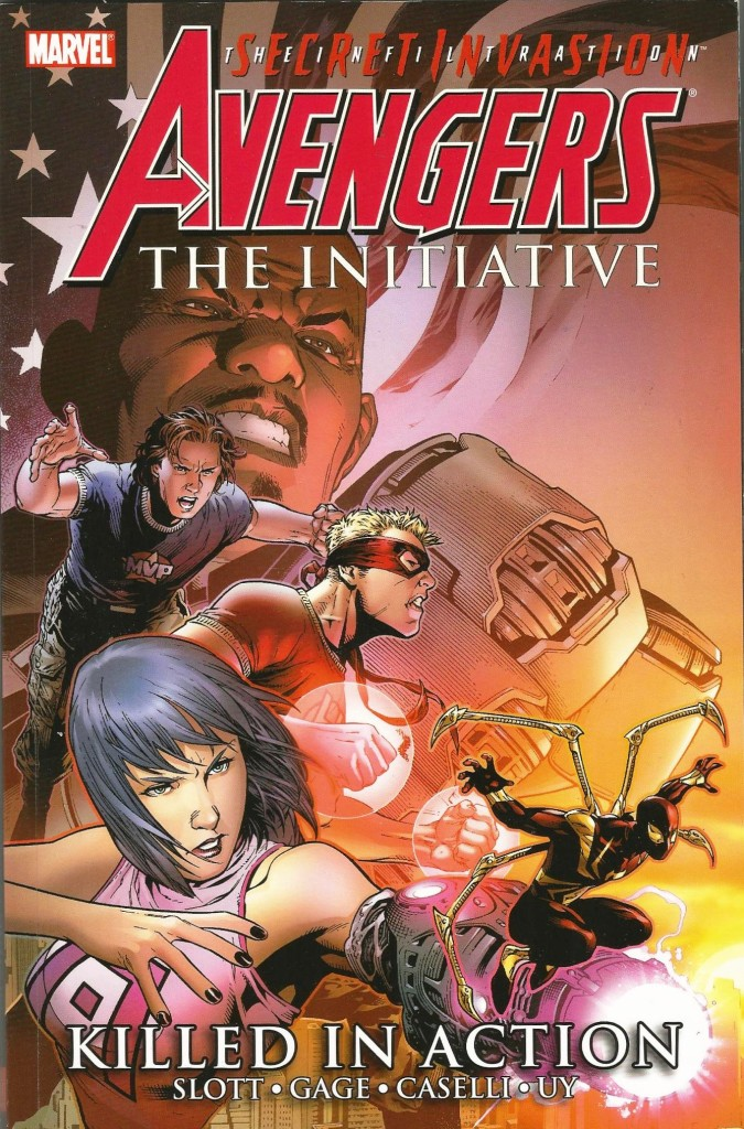 Avengers: The Initiative – Killed In Action