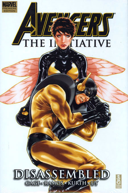 Avengers: The Initiative – Disassembled