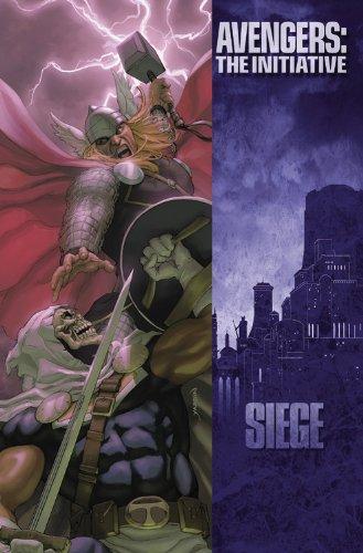 Avengers: The Initiative – Siege