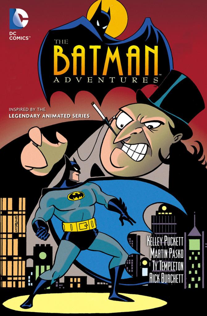 The Batman Adventures Volume 1