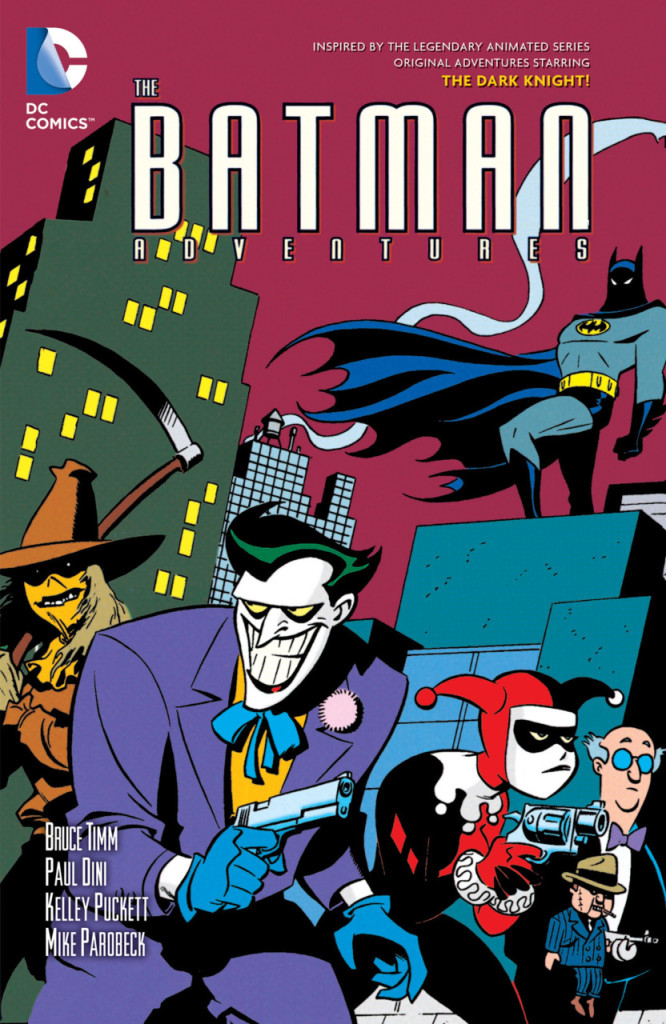 The Batman Adventures Volume 3