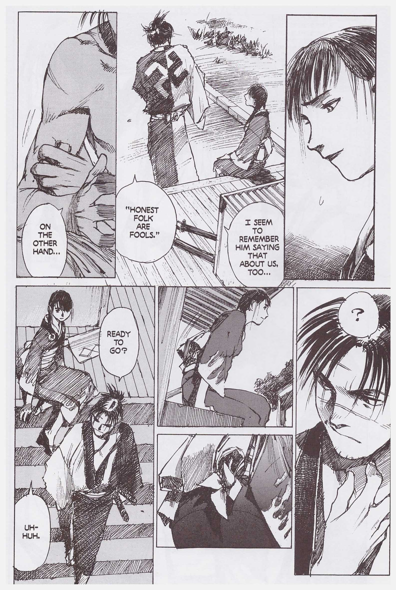 Blade of the Immortal 5 On Silent Wings