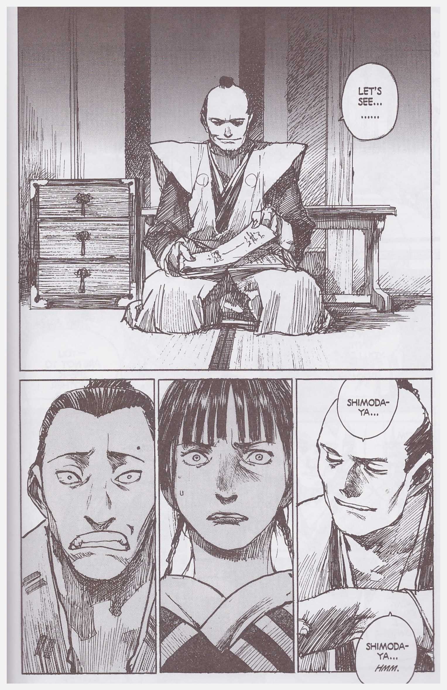 Blade of the Immortal 9 The Gathering review
