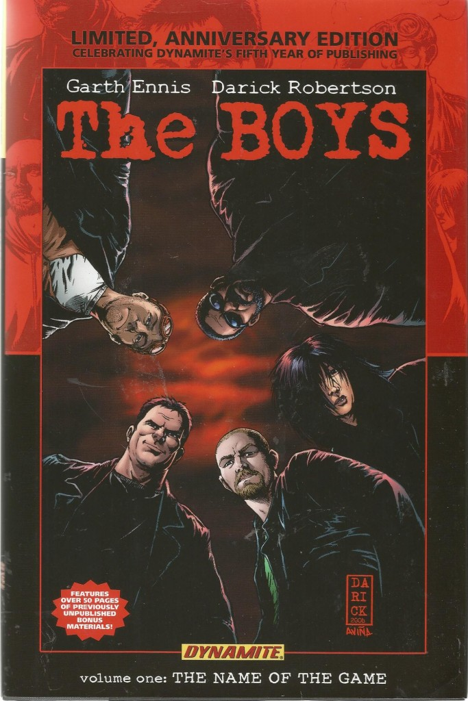 The Boys: The Name of the Game – Fifth Anniversary Edition