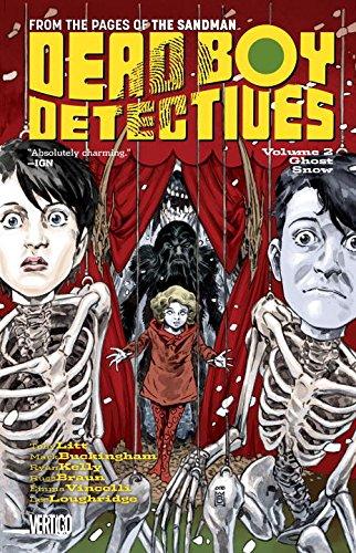 Dead Boy Detectives: Ghost Snow
