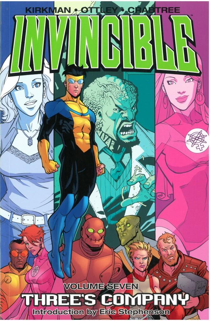 Invincible Volume Seven: Three's Company