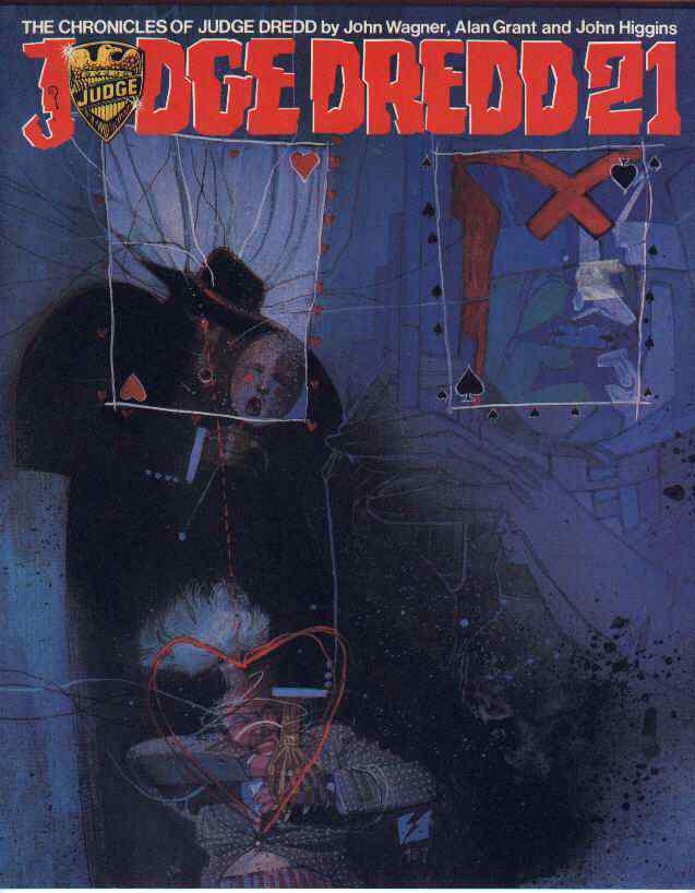 Judge Dredd 21