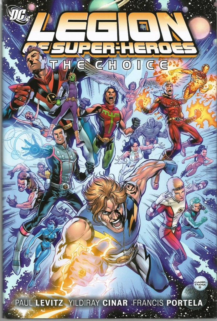 Legion of Super-Heroes: The Choice
