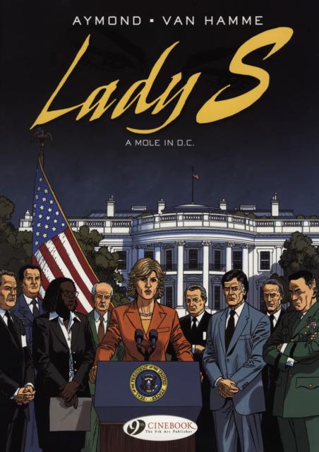 Lady S. – A Mole in D.C.