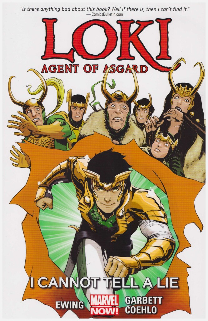 Loki Agent of Asgard: I Cannot Tell a Lie