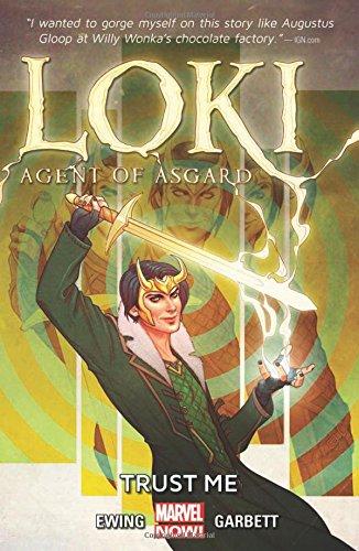Loki Agent of Asgard: Trust Me