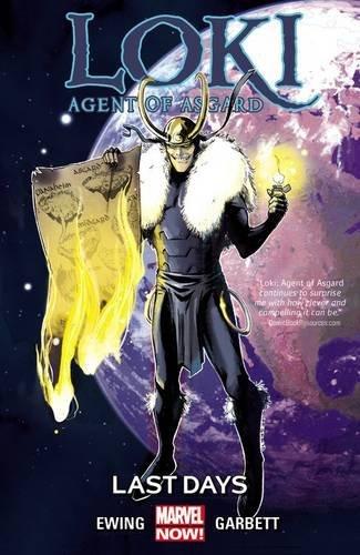 Loki Agent of Asgard: Last Days
