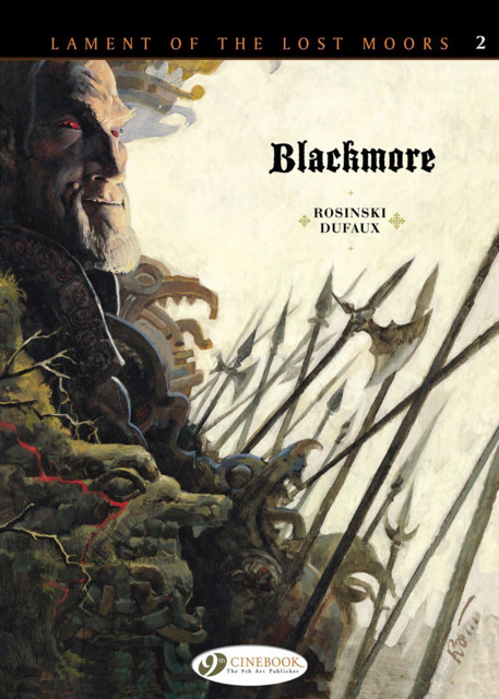 Lament of the Lost Moors: Blackmore