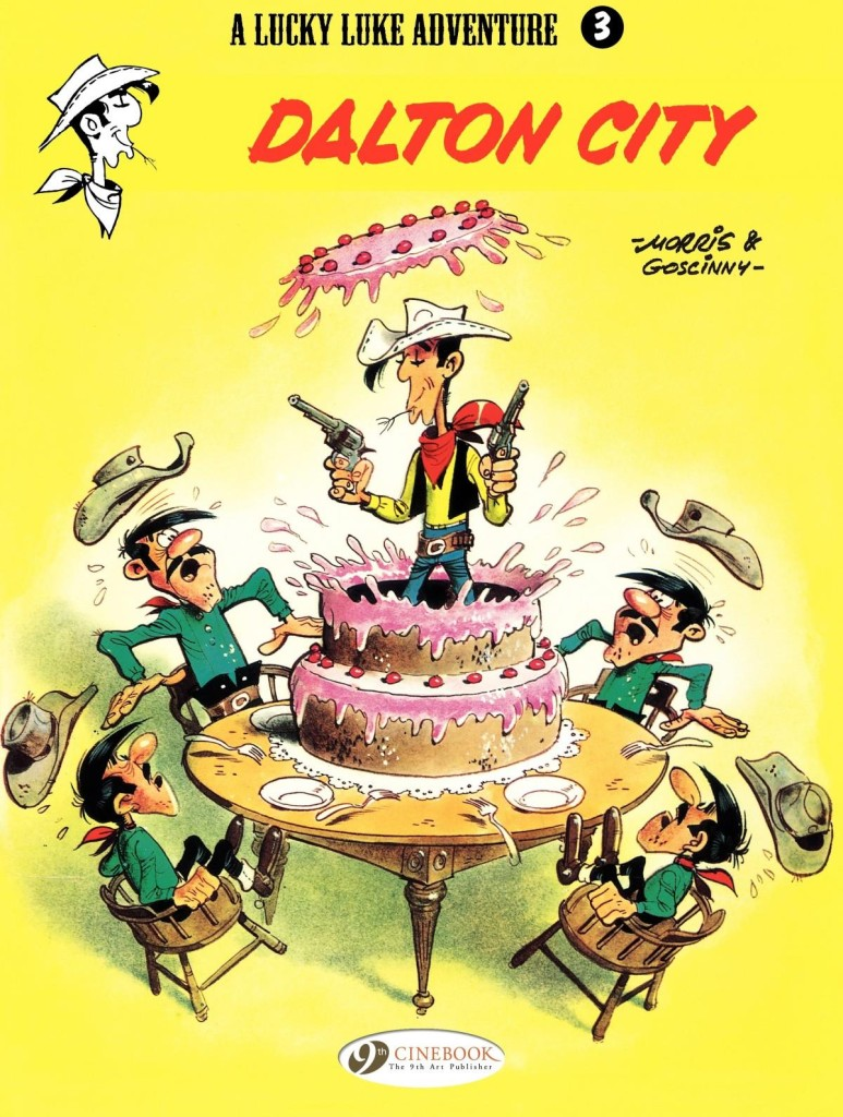 Lucky Luke: Dalton City