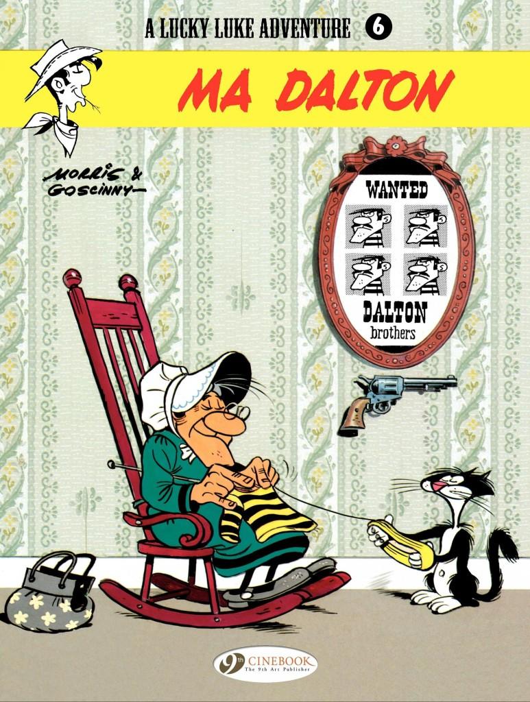 Lucky Luke: Ma Dalton