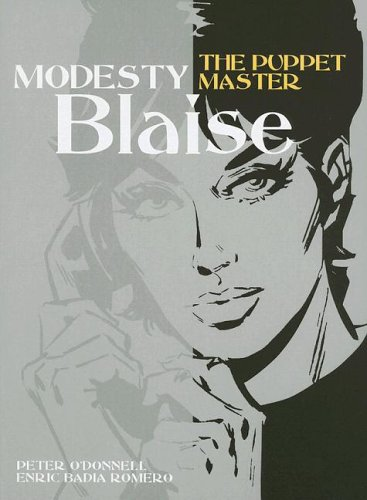 Modesty Blaise: The Puppet Master
