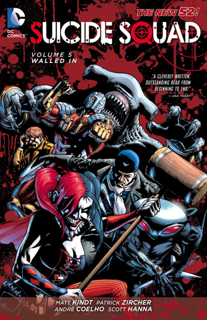 Suicide Squad: Walled In