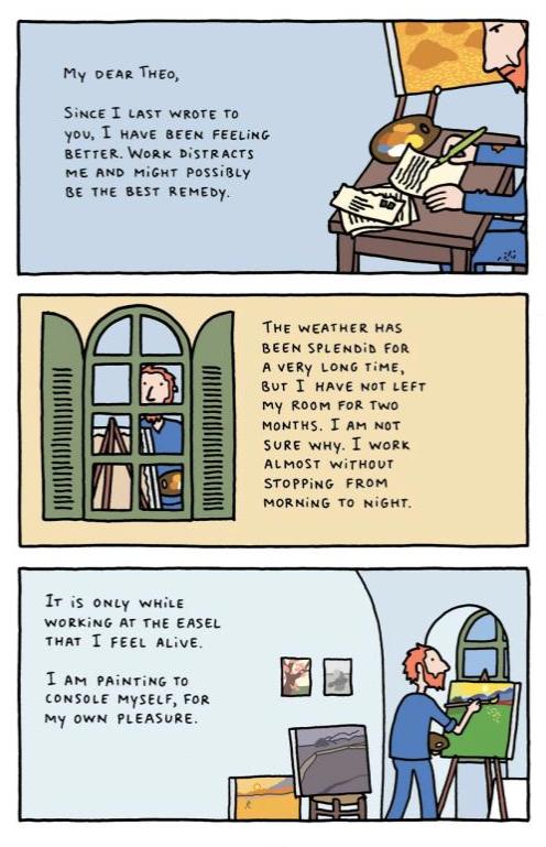 Vincent graphic novel review