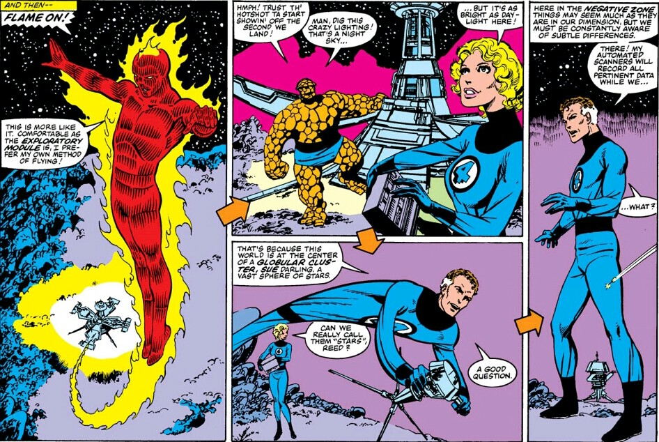 Fantastic Four by John Byrne Omnibus 1 review