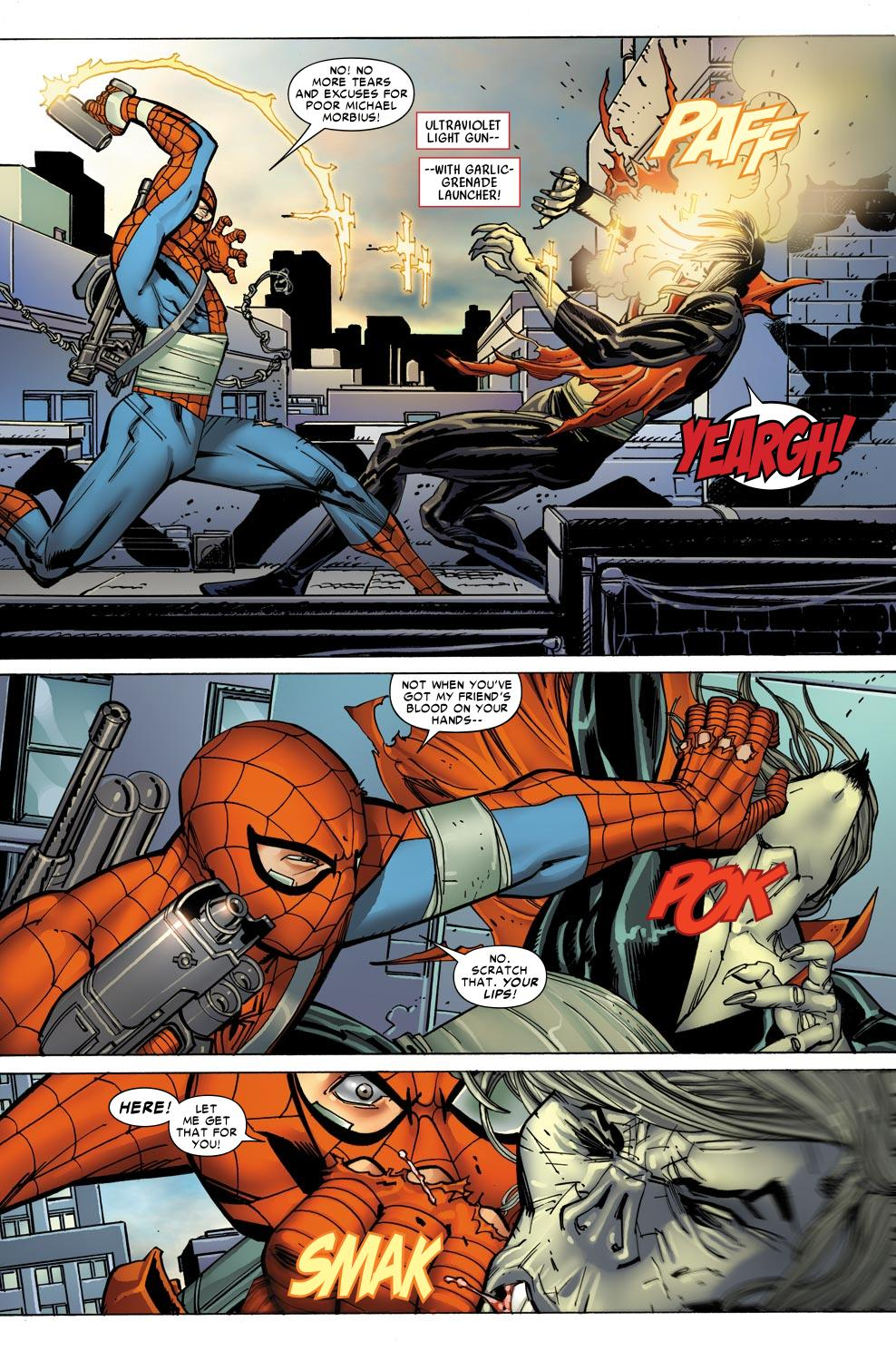 Spider-Man Big Time review
