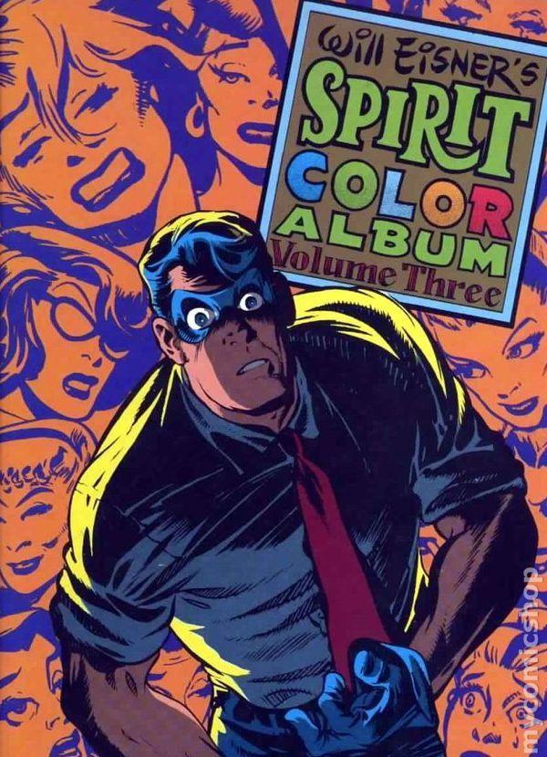 The Spirit Color Album Volume Three