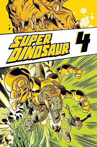 Super Dinosaur Volume 4