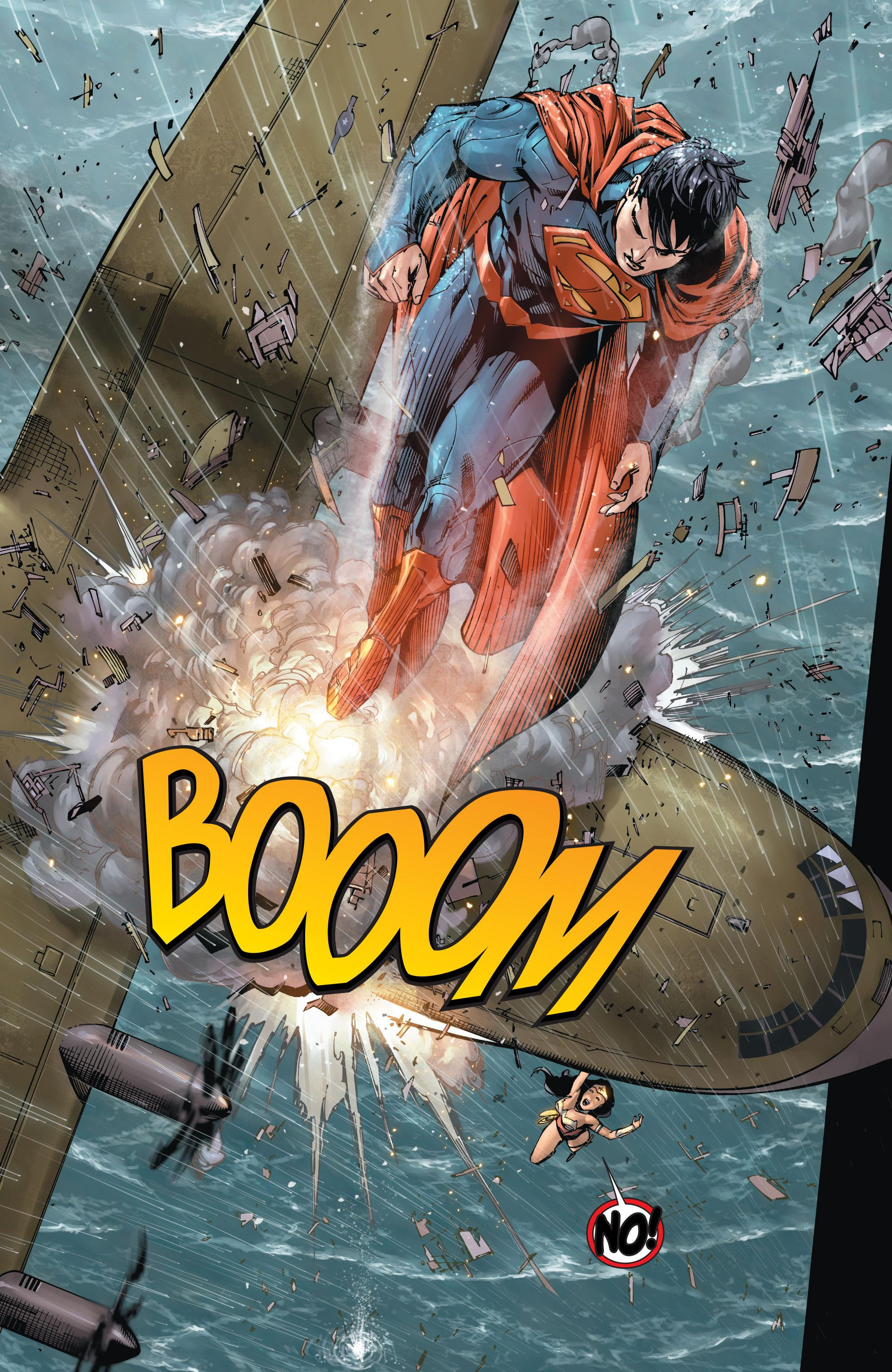 Superman-Wonder Woman Power Couple review