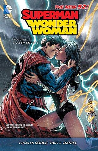 Superman/Wonder Woman: Power Couple