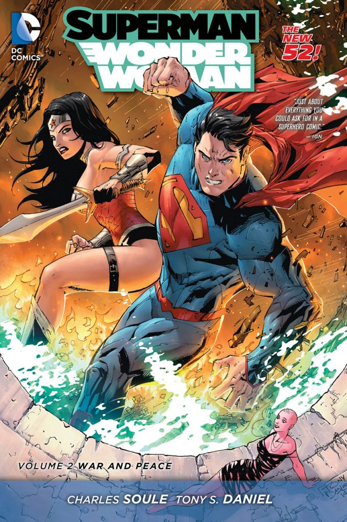 Superman/Wonder Woman: War and Peace