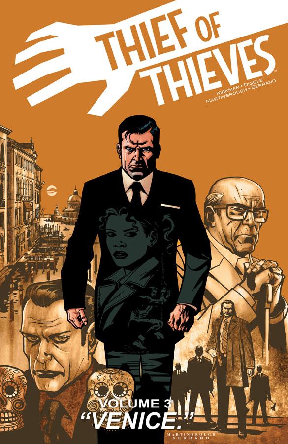 "Thief of Thieves Volume 3: ""Venice"""