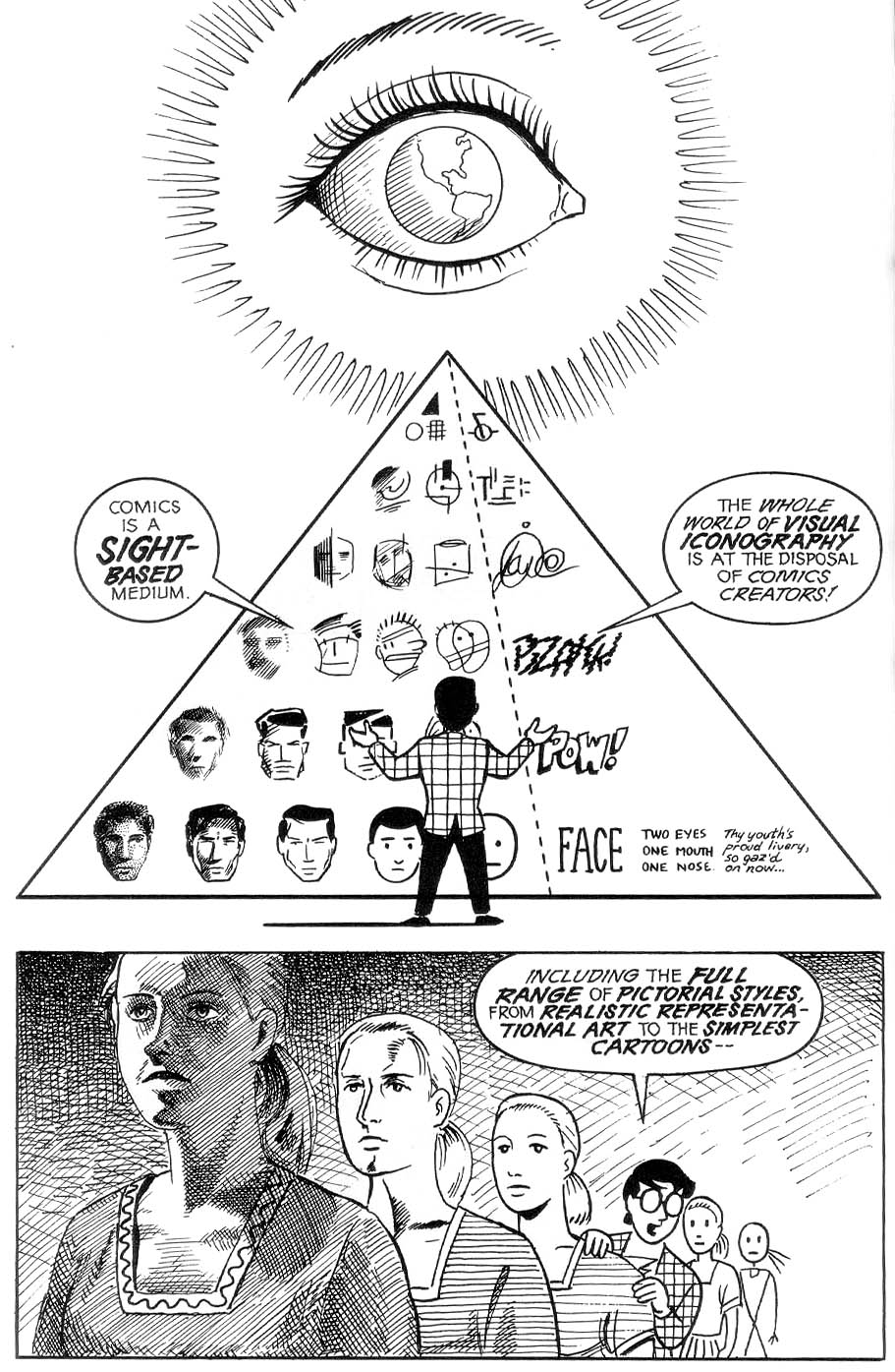 Understanding Comics review
