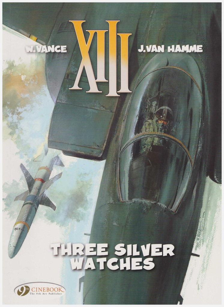 XIII: Three Silver Watches