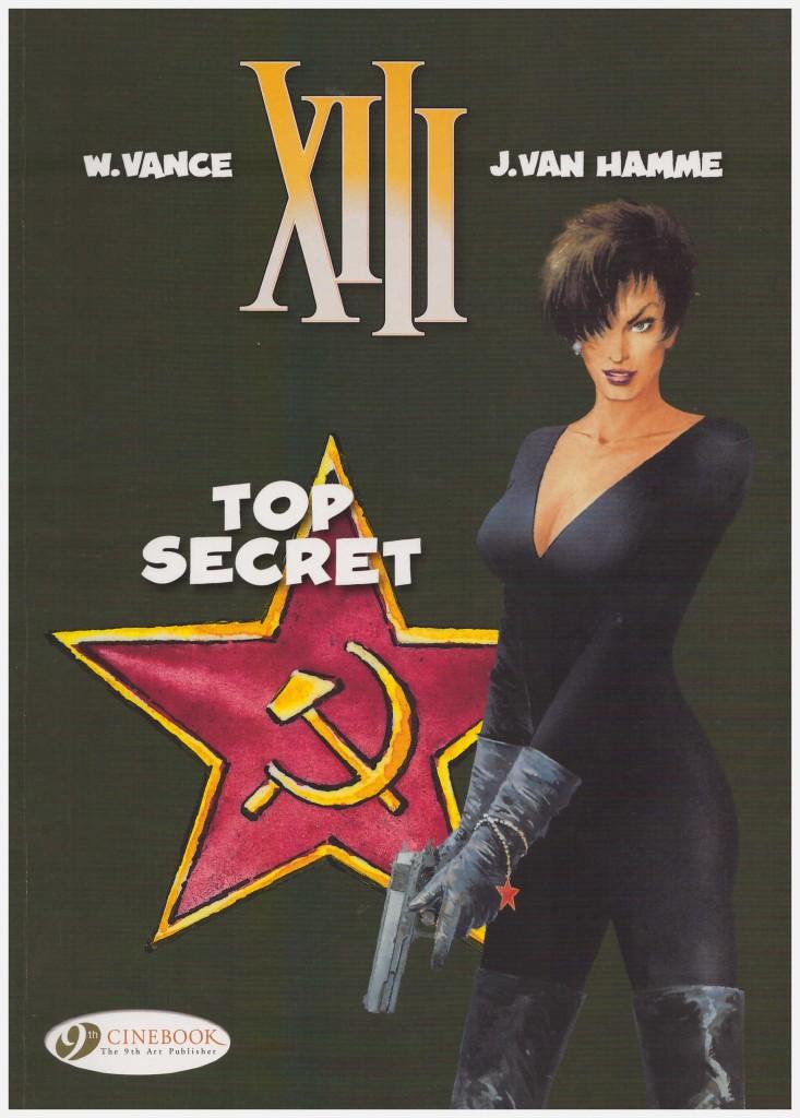 XIII: Top Secret