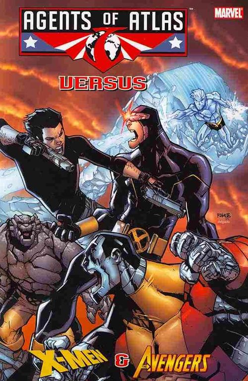 Agents of Atlas: Versus