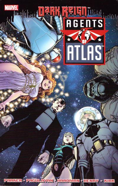 Agents of Atlas: Dark Reign