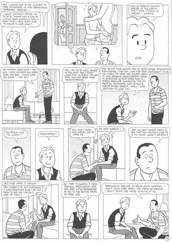 The Importance of Being Earnest graphic novel review