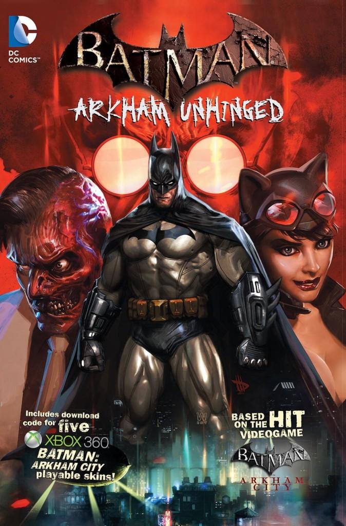 Batman: Arkham Unhinged Vol. 1