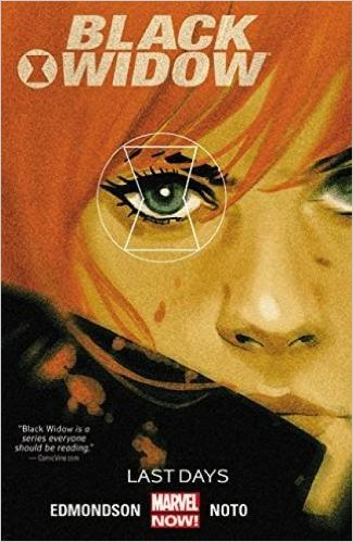 Black Widow: Last Days