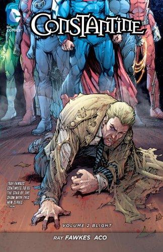 Constantine: Blight