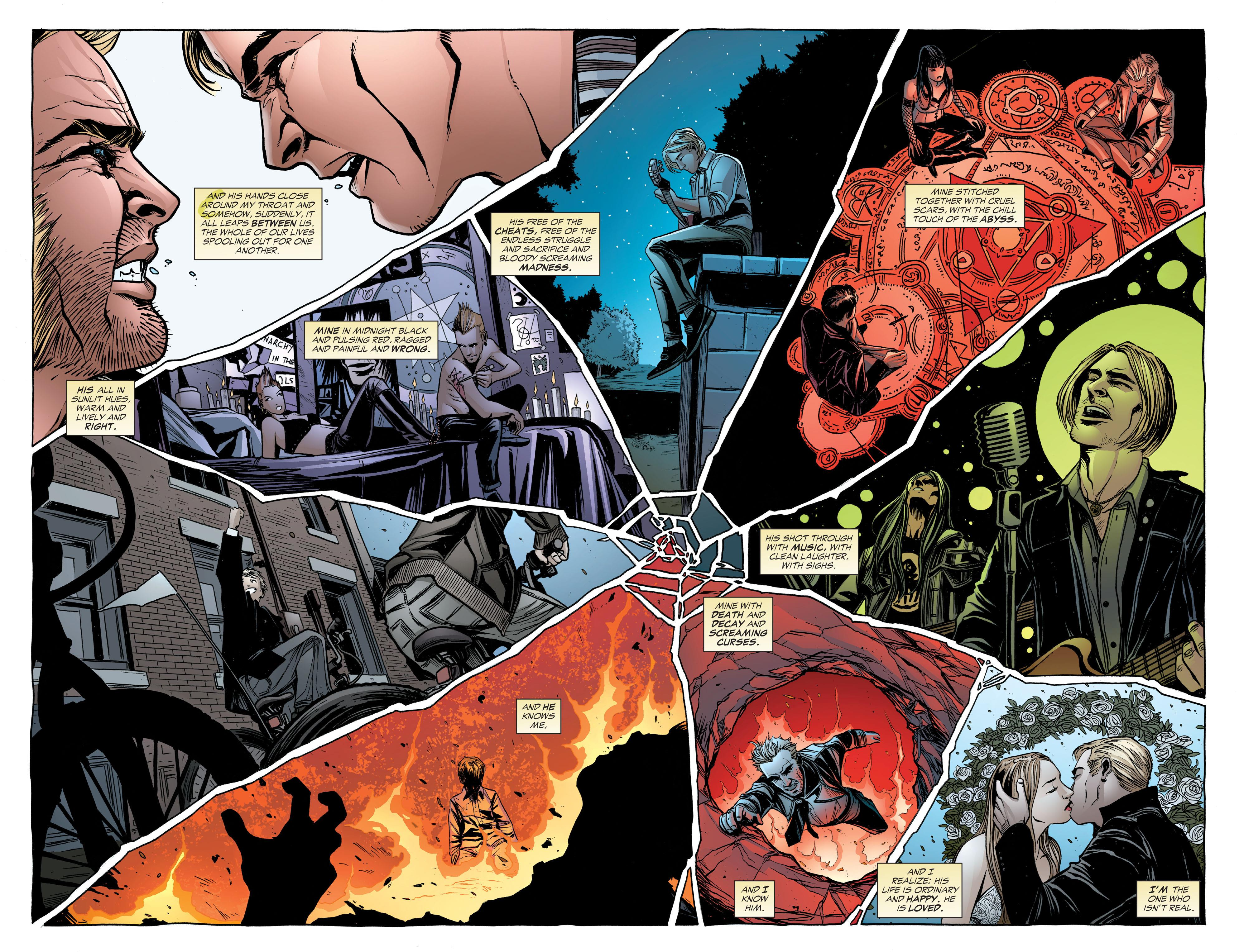 Constantine The Apocalypse Road review